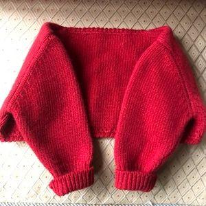 La Stupenderia Italian baby knitted cardigan